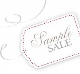 sample sale image